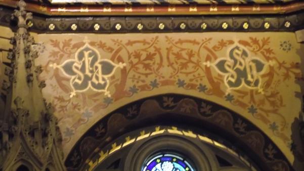 detail-above-altar
